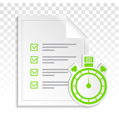 Plan sign planning icon for apps or website vector