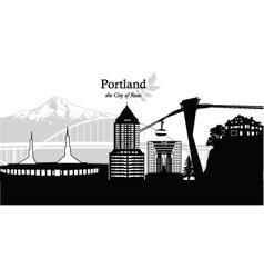 Portland vector