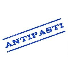 Antipasti Watermark Stamp vector