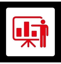 Presentation Icon vector