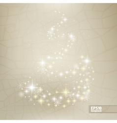 New year Christmas vector image