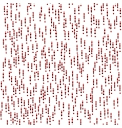Seamless abstract pattern white background vector image vector image
