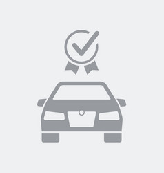 Checked quality of best car vector