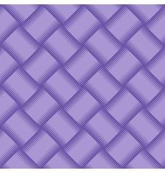 Wicker background vector image