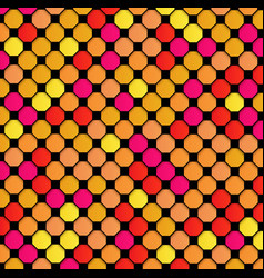 abstract geometric background multicolor pattern vector image