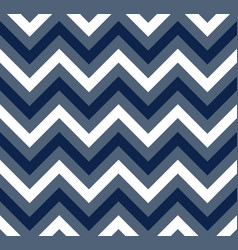 Chevron retro blue decorative pattern background vector