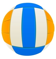 Ball for volleyball vector