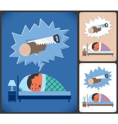 Snoring vector