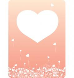 heart copy vector image