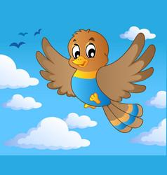 Bird theme image 1 vector