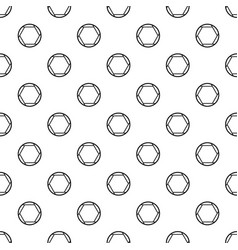 Closed objective pattern vector