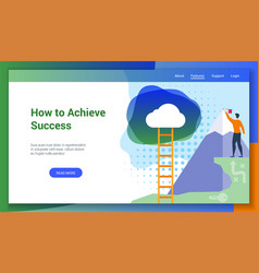 How to achieve success vector