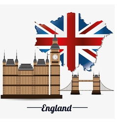 UK london design vector