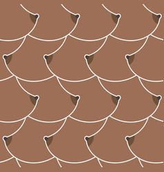 Breasts african american pattern boobs texture vector