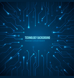 circuit hardware texture computer chipset vector image