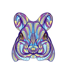 Ethnic mouse vector