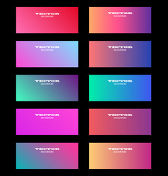 Bright color abstract pattern background vector