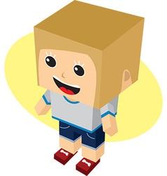 Cartoon character vector