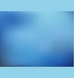 deep dark blue abstract blur background eps 10 vector image