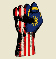 spirit a nation vector image