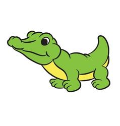 Krokodile vector