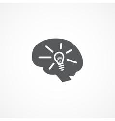 Creative Icon vector image vector image