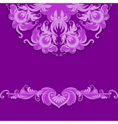 cute pattern with shadow vector image vector image