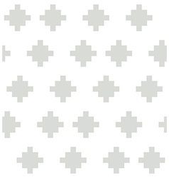 Gray rural geometric elements on the white vector
