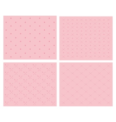 Pink Background Color vector