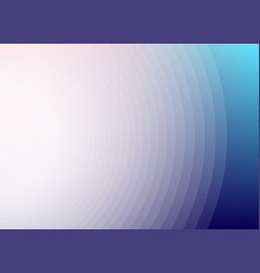 Background white radius and gradients color vector