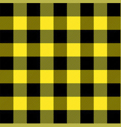 lumberjack plaid scottish cage background vector image