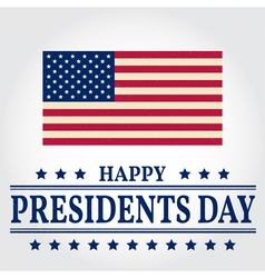 presidents day day day draw vector image
