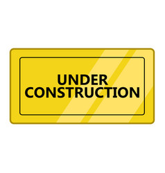 Under construction transit signal vector