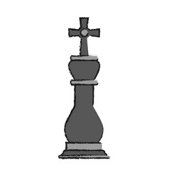 Bishop chess icon image vector