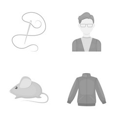 Business salon textiles and other web icon in vector