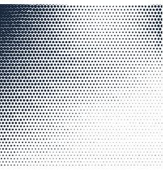 Halftone modern texture background vector
