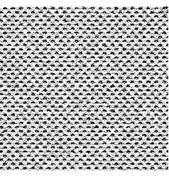 black and white mottled pattern melange texture vector image