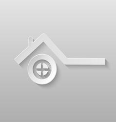 energy icon vector image vector image