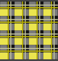 scottish plaid macleod tartan seamless pattern vector image