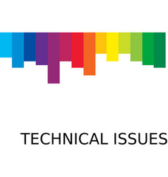Technical issues vector