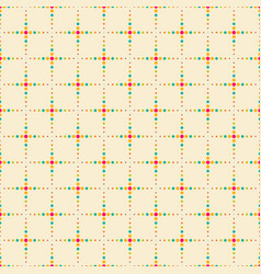 seamless pattern388 vector image