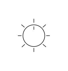 volume icon vector image