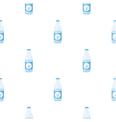 Lotion icon in cartoon style isolated on white vector