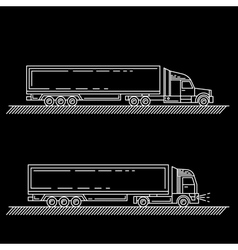 Freight transportation 01 vector