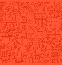 house line tile pattern vector image
