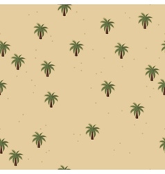 Pattern summer vector image
