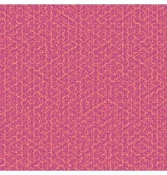 Pink texture fabric background vector