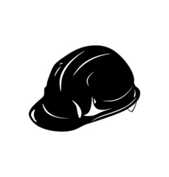 safety constructions helmet hard hat isolated vector image