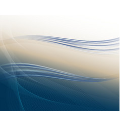 Blue nice background vector