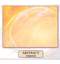 Abstract marble background flames vector